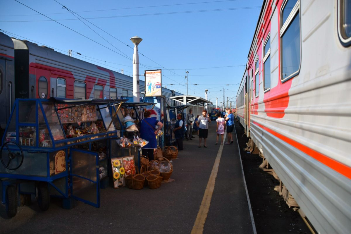 Trans-Mongolian journal: Moscow – Perm train ride and a crazy taxi driver in Perm